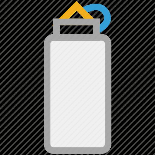 bottle, canteen, drink, water bottle icon