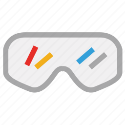 diving glasses, glasses, goggles, swimming icon