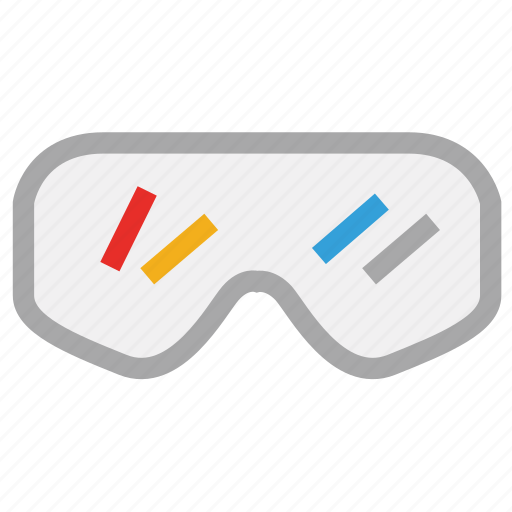 diving glasses, glasses, goggles, swimming icon