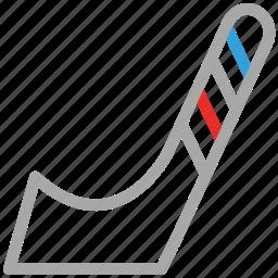 hockey, ice hockey, play, stick icon