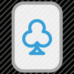 gambling, game, playing card, poker icon