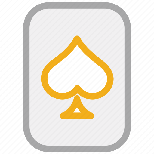 casino, game, playing card, poker icon