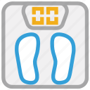 body fat scale, obesity scale, scale, weight scale icon