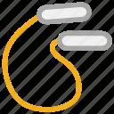 jump rope, jumping rope, skipping, skipping rope icon
