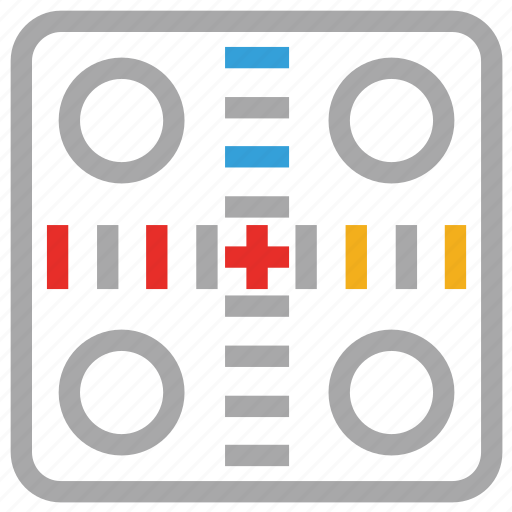 board game, casino, dice, gambling icon