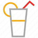 drink, juice, lemonade, summer juice icon