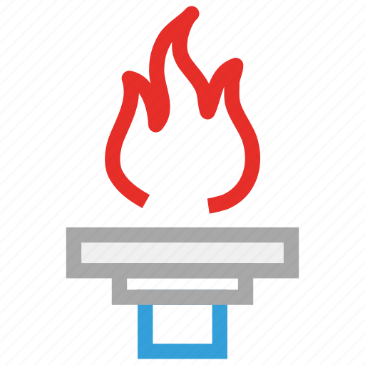 fire, olympic sign, olympic torch, torch icon