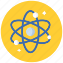 atom, science, nuclear, radioactive, atomic, research