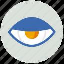 evil, eye, view