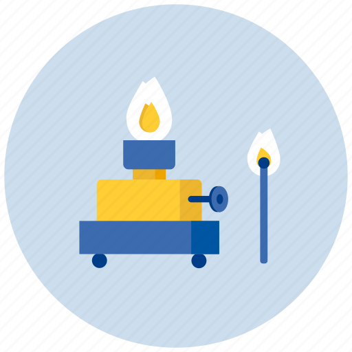 burn, chemistry, experiment, fire, flame, lab, laboratory, research, science icon
