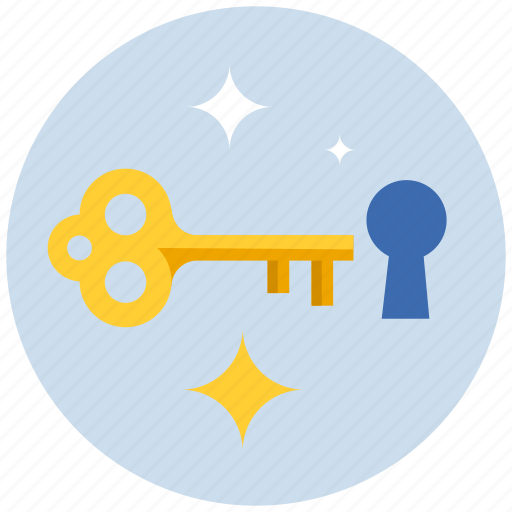 key, lock, open, password, protection, safe, safety, secure, security icon
