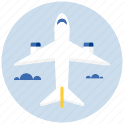 airplane, flight, plane, transport, transportation icon
