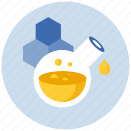 chemistry, experiment, flask, lab, laboratory, medicine, research, science, substance icon