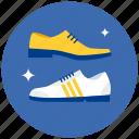 shoes, man, male