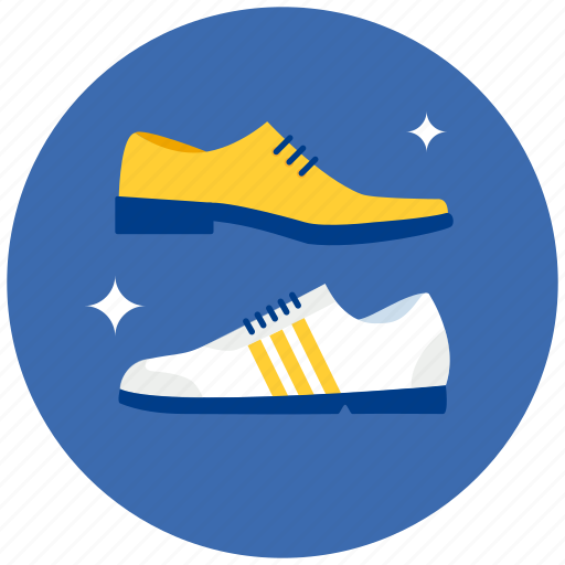male, man, shoes icon