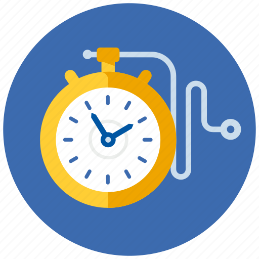 clock, schedule, stopwatch, timer, watch icon