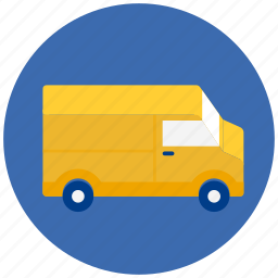 delivery, shipment, shopping, transport, transportation, truck, vehicle icon