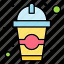 smoothie, beverage, drink, juice, cup