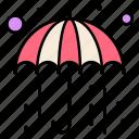 protection, rain, safety, umbrella, spring