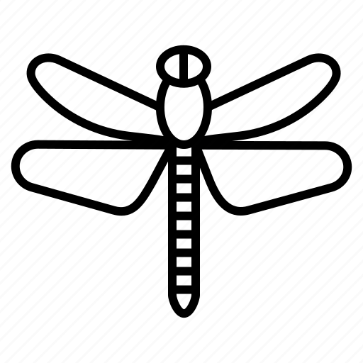 Dragonfly, insect, bug, fly, nature, animal, animals icon - Download on Iconfinder