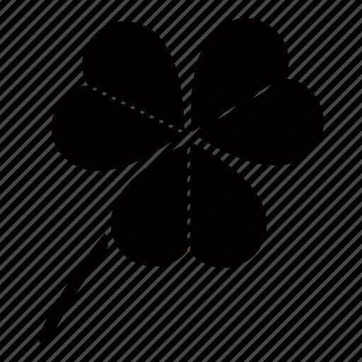 clover, green, ireland, irish, plant, shamrock, trefoil icon