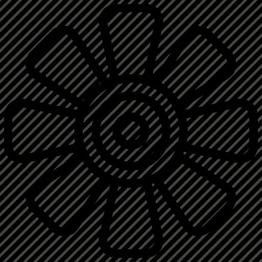 Flower, garden, nature, spring season, thanksgiving day icon - Download on Iconfinder