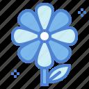 flowers, gardening, nature, plant icon