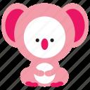 animal, forest, koala, wild, zoo