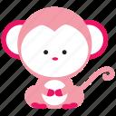 animal, forest, monkey, nature, zoo