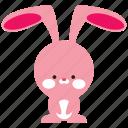 animal, bunny, easter, pet, spring