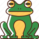 frog, animal, amphibian, toad, wildlife, nature, spring