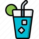 drink, iced icon
