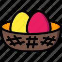 easter, eggs, spring