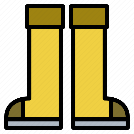 boots, clothing, costume, galoshes, gumboots icon