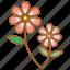 bloom, flower, flowers, garden, nature, pretty, spring icon