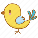baby, bird, chick, tweet, twitter icon