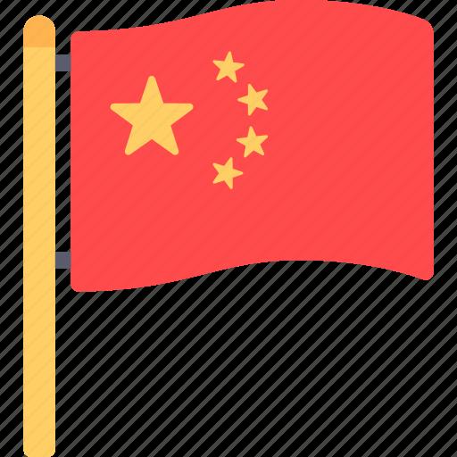 china, chinese, chineseflag icon