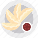 china, chinese, dumpling icon