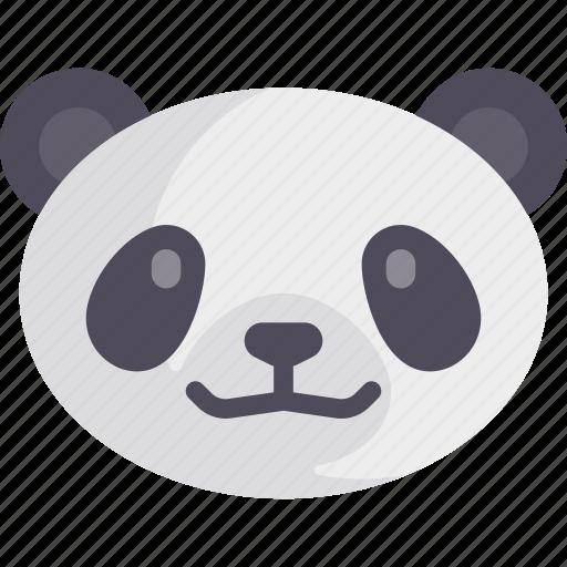 Panda, china, chinese icon - Download on Iconfinder