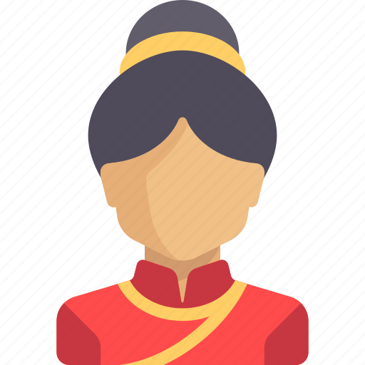 bride, china, chinese icon