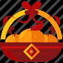 china, chinese, gift icon