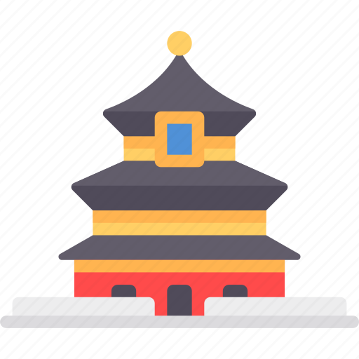 Gugong, china, chinese icon - Download on Iconfinder