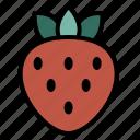 spring, strawberry, food, fruit, organic, vegan
