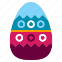 easter, egg, season, spring icon