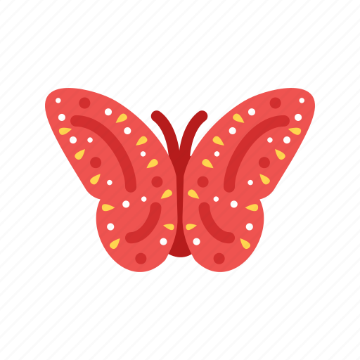 Beauty, butterflies, butterfly, flying, garden, nature, spring icon - Download on Iconfinder