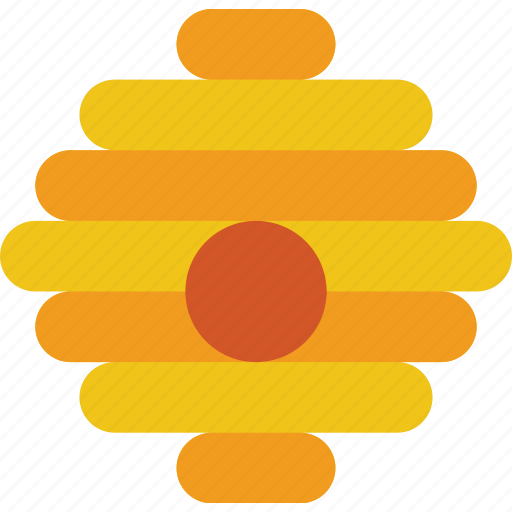 bee, easter, hive, spring icon