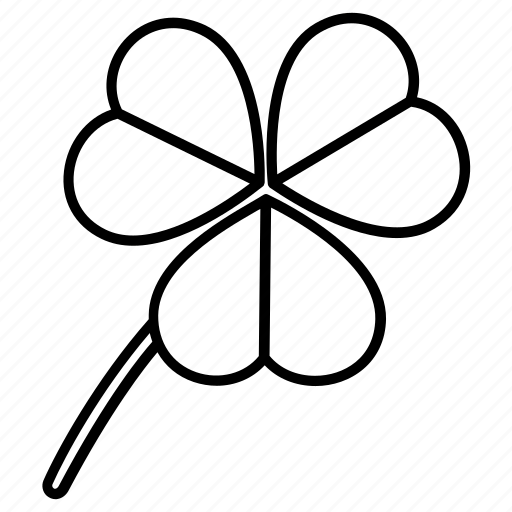 clover, green, ireland, irish, plant, shamrock, trefoil icon