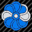 flower, nature, plent, spring icon