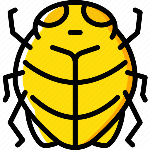 bug, insect, spring icon