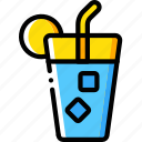 drink, easter, iced, spring icon